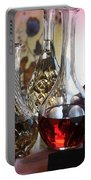 Glass Decanters And Glasses Portable Battery Charger