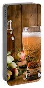 Glass Of Cyder Portable Battery Charger