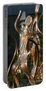 Glassy Lady Portable Battery Charger