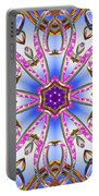 Gleaming Flower Bands Portable Battery Charger