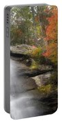 Glen Falls In North Carolina Portable Battery Charger