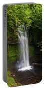 Glencar Waterfall Is Situated Portable Battery Charger
