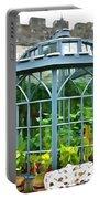 Glenveagh Garden Gazebo - Irish Art Portable Battery Charger