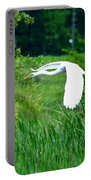 Gliding Egret Portable Battery Charger
