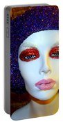 Glitter Gal Portable Battery Charger