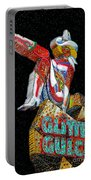Glitter Gulch Girl Portable Battery Charger