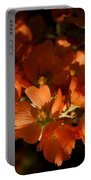 Globe-mallow Blooms  Portable Battery Charger