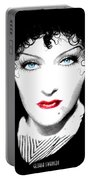 Gloria Swanson - Edith Piaf Portable Battery Charger