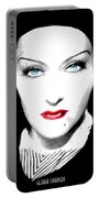 Gloria Swanson Portable Battery Charger