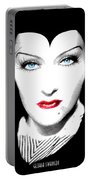 Gloria Swanson Malefica Portable Battery Charger