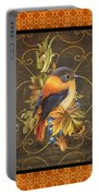 Glorious Birds-a2 Portable Battery Charger