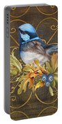 Glorious Birds-b Portable Battery Charger