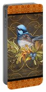 Glorious Birds-b2 Portable Battery Charger