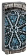Glorious Church Stained Glass Portable Battery Charger