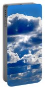 Glorious Clouds II Portable Battery Charger