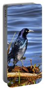 Glorious Grackle Portable Battery Charger