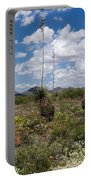 Glorious Spring In The Desert Portable Battery Charger