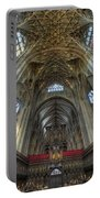 Gloucester Cathedral 2.0 Portable Battery Charger