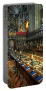 Gloucester Cathedral Choir Portable Battery Charger