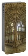 Gloucester Cathedral Cloisters Portable Battery Charger
