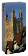 Gloucester Cathedral Spire Portable Battery Charger
