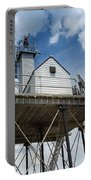 Gloucester Harbor Beacon Station Portable Battery Charger