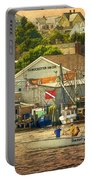 Gloucester Harbor Portable Battery Charger