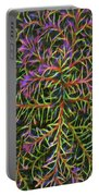 Glowing Vines Portable Battery Charger