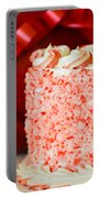 Gluten Free Peppermint Cake Portable Battery Charger