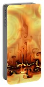 Gnarly Campfire Portable Battery Charger