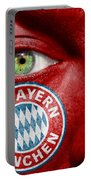 Go Fc Bayern Munchen Portable Battery Charger