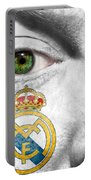 Go Real Madrid Portable Battery Charger