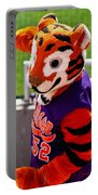 Go Tigers Fight Portable Battery Charger