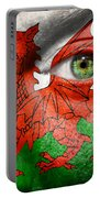 Go Wales Portable Battery Charger