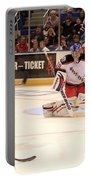 Goalie Protects Portable Battery Charger