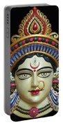 Goddess Durga Portable Battery Charger by Sayali Mahajan