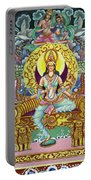 Goddess Of Asia Portable Battery Charger