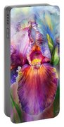 Goddess Of Healing Portable Battery Charger