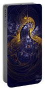 Goddess Of Healing Energy Portable Battery Charger