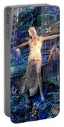 Goddess Of The Sea Portable Battery Charger