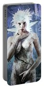 Goddess Of Water Portable Battery Charger