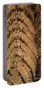 Goden Fern Branch Portable Battery Charger