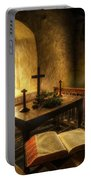 God's Holy Light Portable Battery Charger