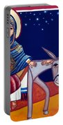 Going To Bethlehem Portable Battery Charger