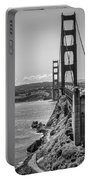 Going To San Francisco Portable Battery Charger