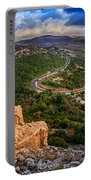 Golan Heights Portable Battery Charger