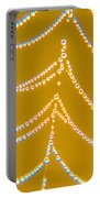 Gold And Diamonds Portable Battery Charger