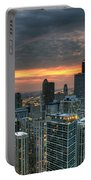 Gold Coast Sunset Portable Battery Charger