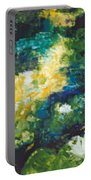 Gold Fish Pond Portable Battery Charger