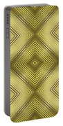 Gold Metallic 14 Portable Battery Charger